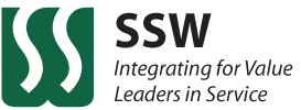 Logo of Shared Services West (SSW)